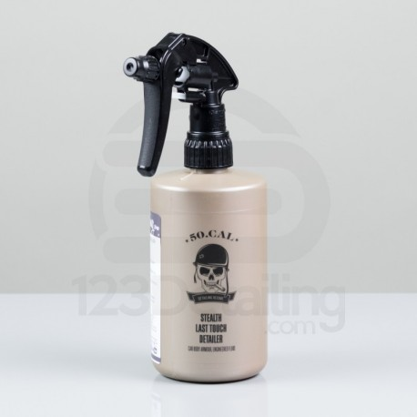STEALTH LAST TOUCH DETAILER quick detailer clay lub
