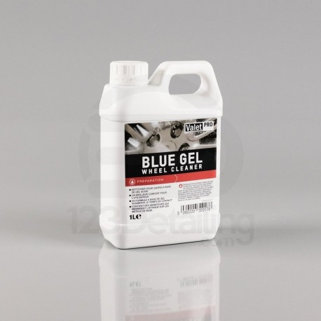 BLUE GEL WHEEL CLEANER valet pro 1L
