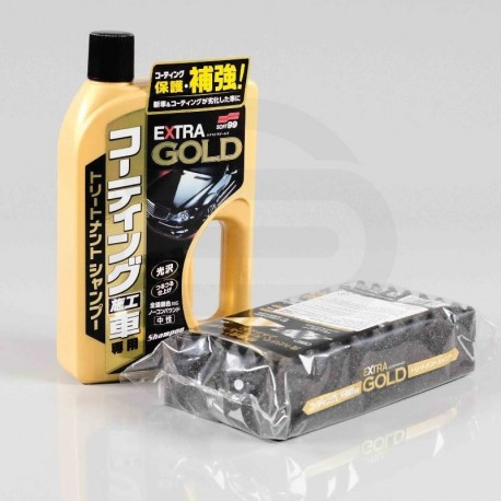EXTRA GOLD SHAMPOOING SOFT99